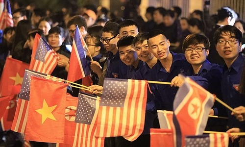 Vietnam down a notch on Global Diplomacy Index