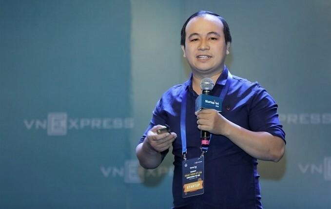 Mai Xuan Viet, Tezs founder.
