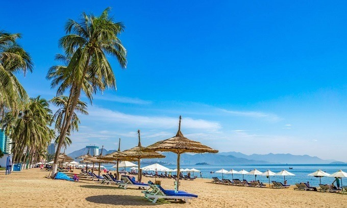 Nha Trang has long been a top holiday destination for Russian tourists. Photo by Shutterstock/An Thoai.