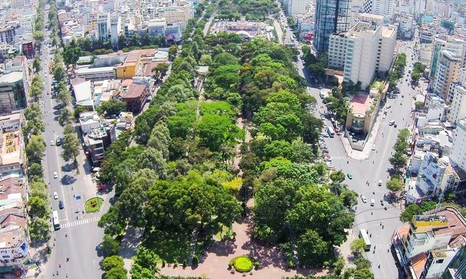 HCMC to get 150-ha public park