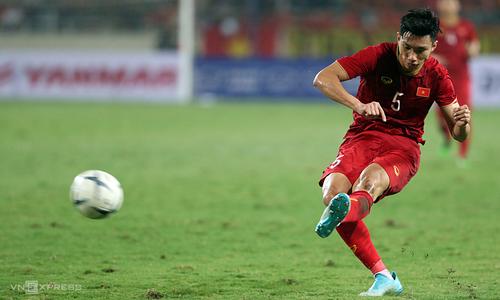 Vietnam defender loses AFC young player award to South Korean peer