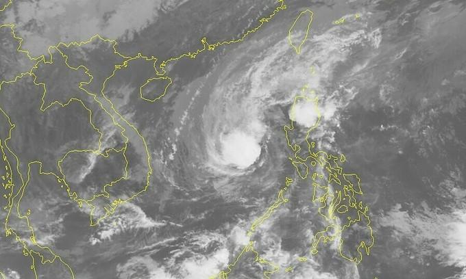 Storm Kammuri hits South China Sea, rough seas expected