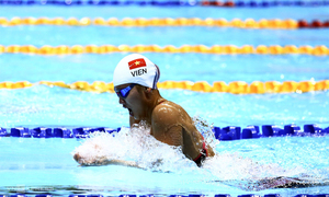 SEA Games: Vietnam stays second with 14 medals on day 5