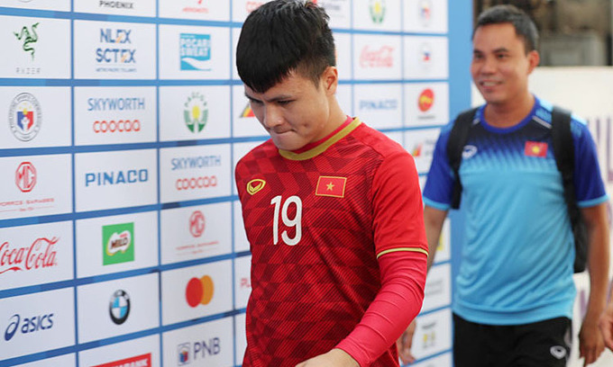 Nguyen Quang Hai's star may yet shine at SEA Games