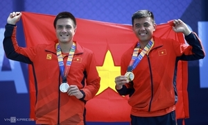 SEA Games: Vietnam wins first ever tennis gold