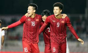 SEA Games: Vietnam saunter to semifinal victory over Cambodia
