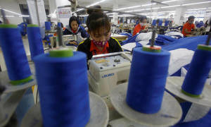 Vietnam textile industry orders hit by African competition