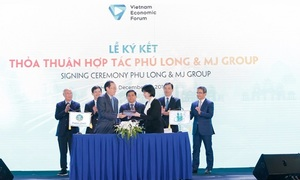 Phu Long, MJ Group sign to promote wellness and beauty services
