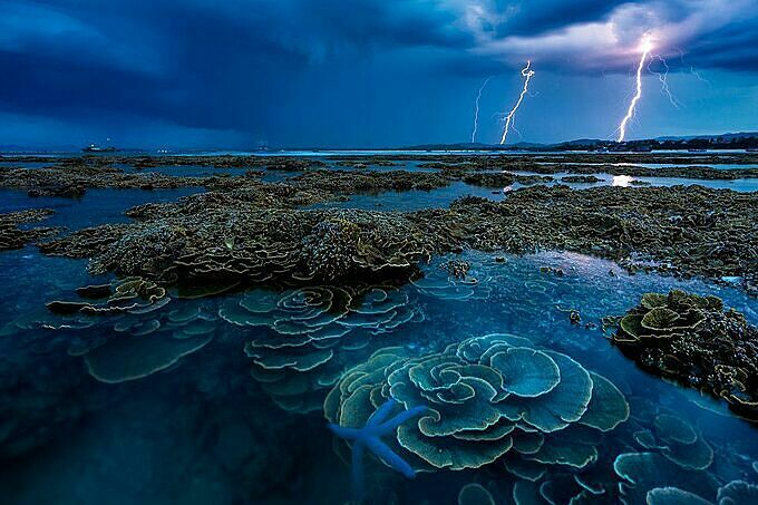 In the Thunderstorm. Photo by AGORA/Nguyen Dean.
