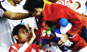 Vietnamese defender apologizes after SEA Games collision
