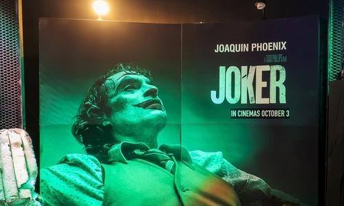 'Joker' most popular movie among Vietnamese netizens, says Google