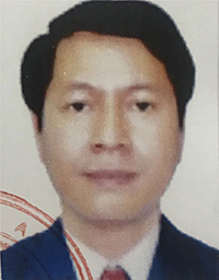 Tran Huu Giang, former deputy director of Petroland. Photo courtesy of the Ministry of Public Security.
