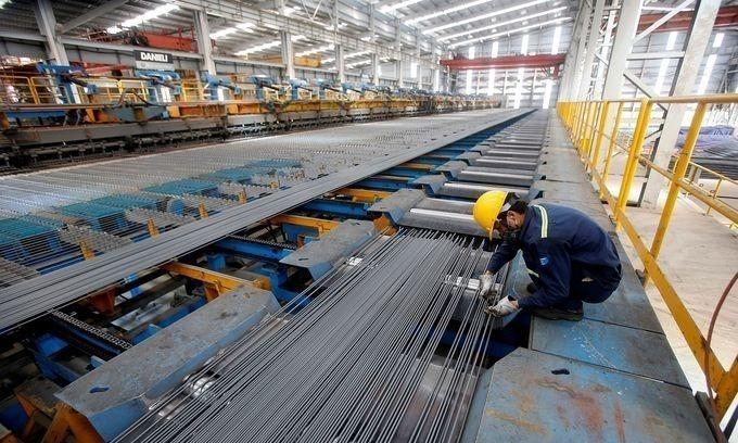 US slaps duties of 456 pct on Vietnamese steel products