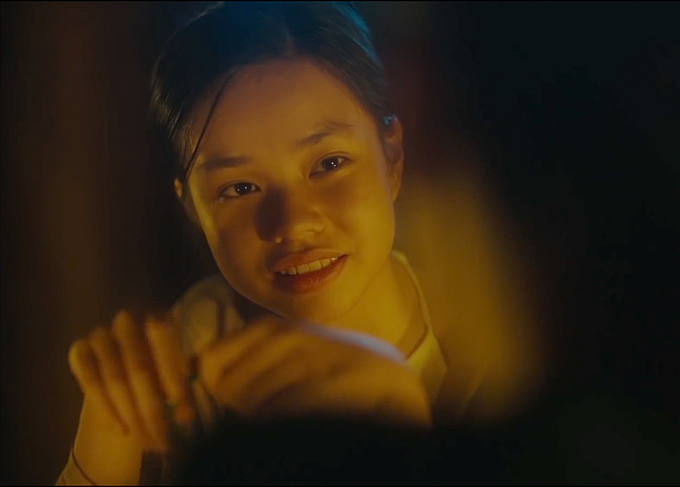 A still from the movie The Third Wife. Photo courtesy of Nguyen Phuong Anh.