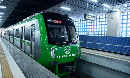 Construction work done, Hanoi metro gets ready to run