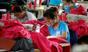 Vietnamese salary a seventh of regional median