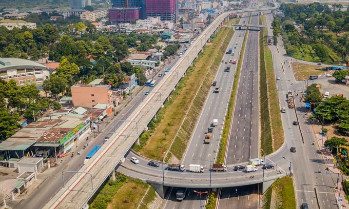 Low budget retention rate stunts Saigon development