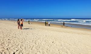 British man swept away in central Vietnam beach
