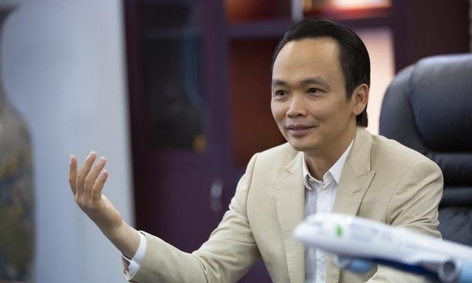 Trinh Van Quyet steps down as Bamboo Airways CEO