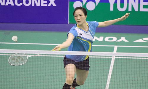 Vietnamese wins badminton title in US