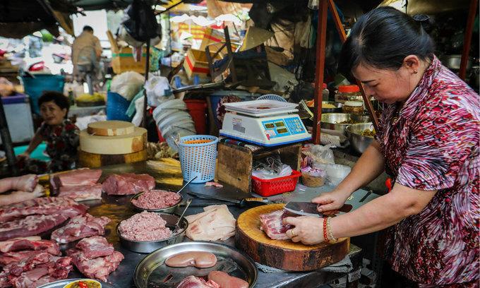 Vietnam has enough pork in stock: PM