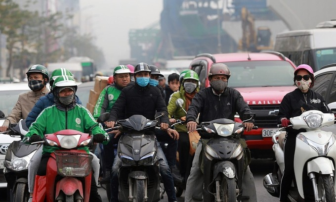 Pollution kills over 71,300 in Vietnam in a year