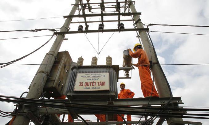 Vietnam province buckets coal-fired power drive