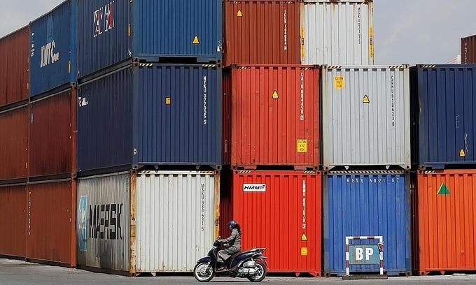 Vietnam trade hits $517 bln peak