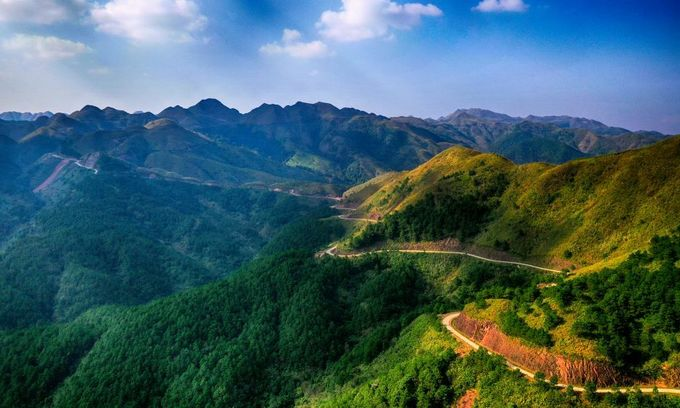 Binh Lieu a 'Sa Pa' of northeastern Vietnam