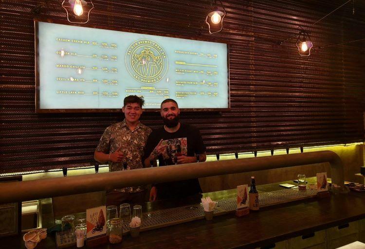 Saigon's eclectic bar scene - 1