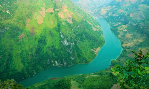 Ha Giang peaks in top 20 dream destinations