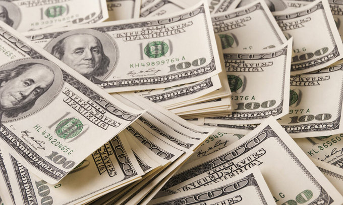 Foreign exchange reserves reach new peak