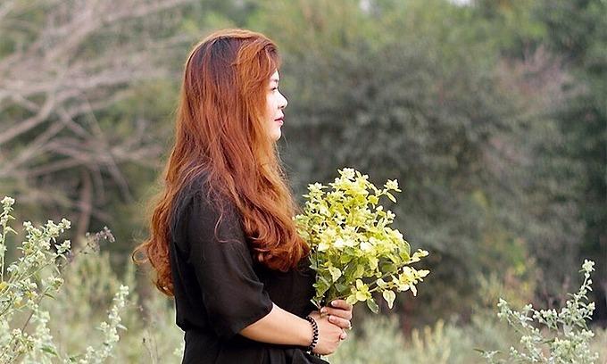 Hai Minhwanders around Middle East looking for her Iraqi boyfriend. Photo courtesy of Hai Minh.