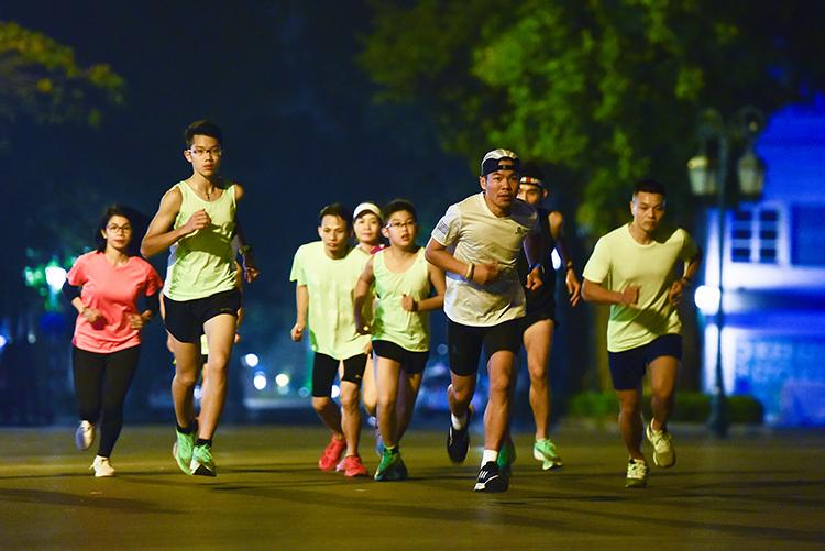 The VnExpress Marathon Hanoi Midnight will be held in Vietnams capital city in March 2020.