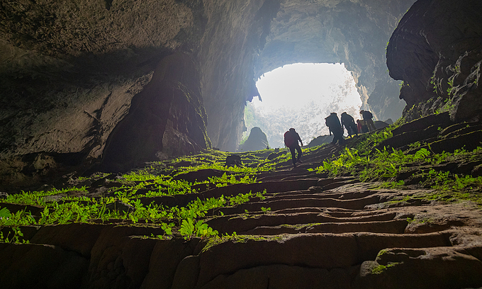 Son Doong voted among world's seven wonders for 2020
