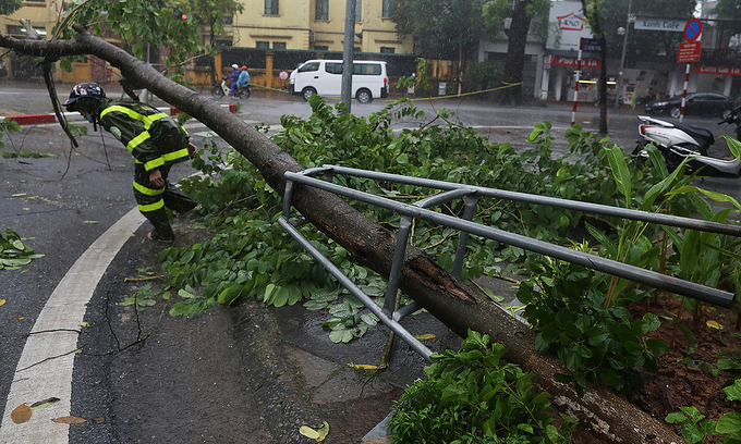 Vietnam suffers relatively less from natural disasters in 2019