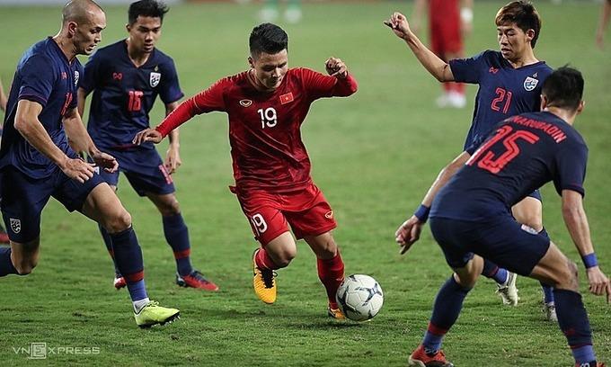 Vietnam midfielder Hai remains in list of Asia's top footballers