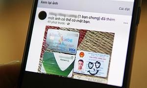 Facebook's facial recognition helps man find lost wallet