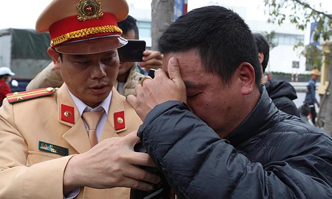 Hundreds caught in Vietnam's new drunk driving dragnet