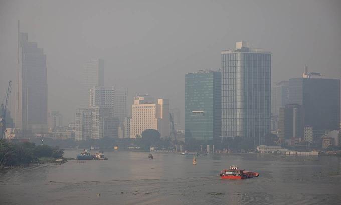US funds installation of air monitoring equipment at Saigon schools