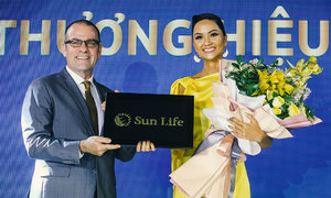 Sun Life Vietnam inspires healthier lifestyle