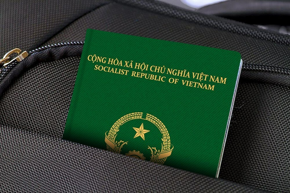 Image result for passport vietnam free visa