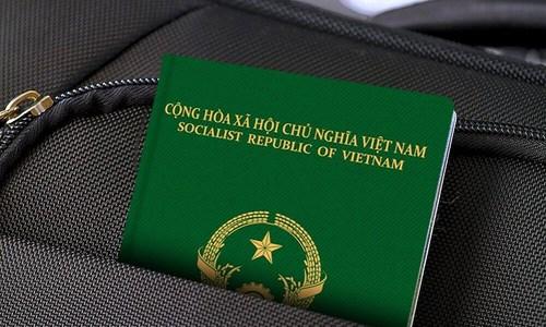 Vietnam passport bottom of 2020 global power list