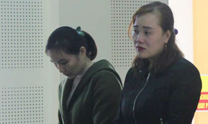 Two women jailed for trafficking teenage girls to China as brides