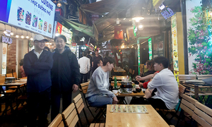 Hanoi, Saigon residents toast tougher DUI law