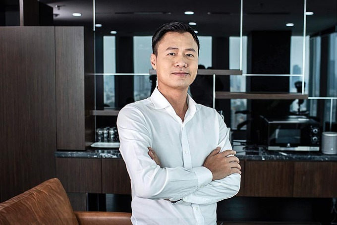 Former Be Group CEO Tran Thanh Hai. Photo courtesy of Tran Thanh Hai.