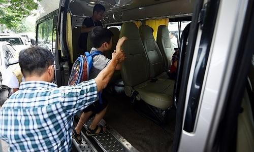 Three jailed for boy's death in Hanoi school bus