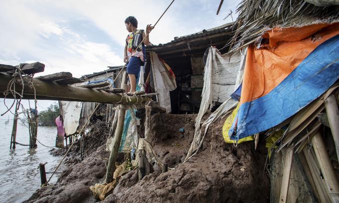 UK funds $2.6 million to help save Vietnam deltas