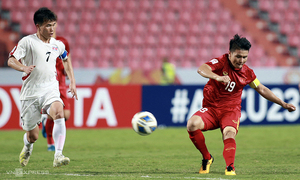 Vietnam end AFC U23 run with North Korea loss