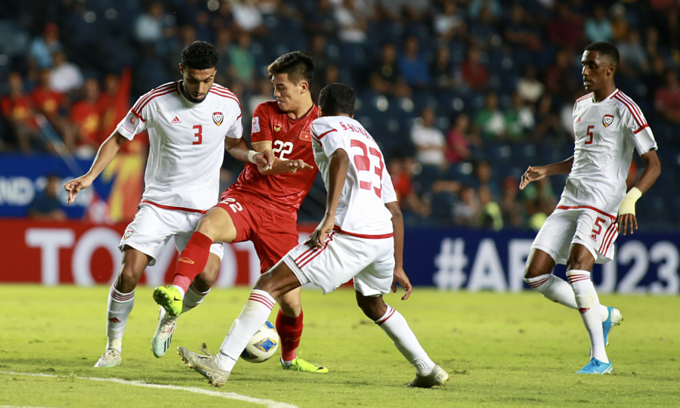 Essentials for Vietnam to survive AFC U23 group stage